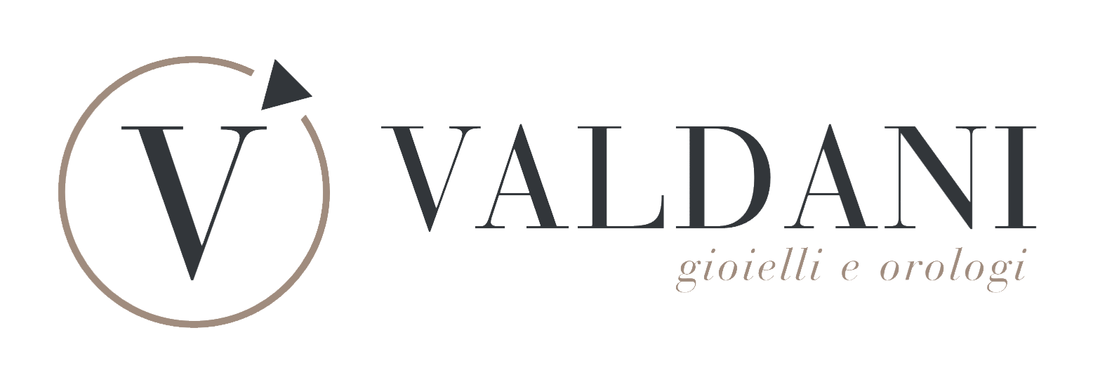 Gioielleria Valdani - Gioielli e Orologi - Logo Full Trasparente